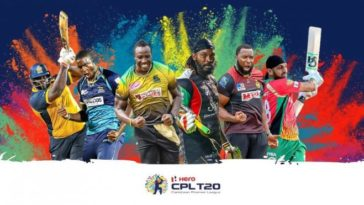 CPL 2021: Final squads of all the teams for Caribbean Premier League announced