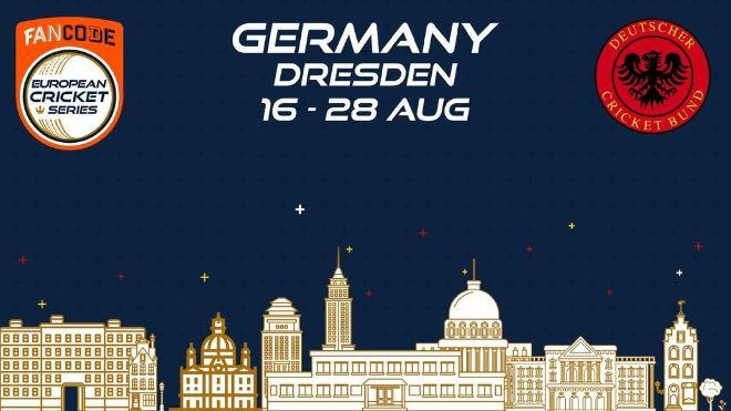 ECS T10 Dresden 2021 Points Table: ECS Germany, Dresden 2021 Standings
