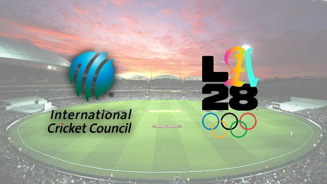 ICC to bid for cricket's inclusion in the Olympic Games 2028