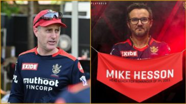 IPL 2021: Mike Hesson named Royal Challengers Bangalore head coach for UAE leg as Simon Katich steps down