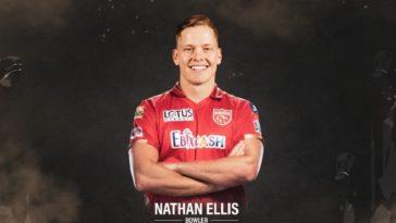 IPL 2021: Punjab Kings sign Nathan Ellis for UAE leg as Richardson, Meredith ruled out