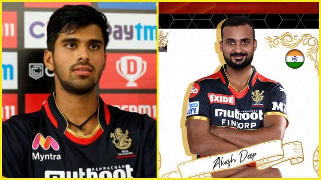 IPL 2021: RCB's Washington Sundar ruled out due to finger injury, Akash Deep named as replacement