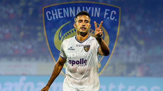 ISL 2021-22: Rafael Crivellaro extends contract with Chennaiyin FC