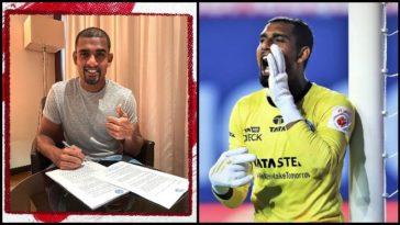 ISL 2021-22: TP Rehenesh sign 3-year extension with Jamshedpur FC