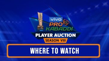 PKL 2021 Auction: Check where to watch Pro Kabaddi 2021 Auction on live stream and TV