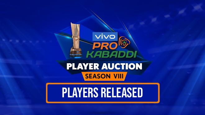PKL 2021 Auction: List of released players for Pro Kabaddi League 2021