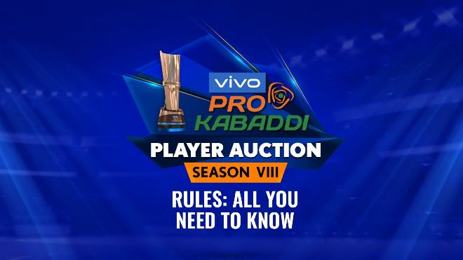 PKL 2021 Auction: Pro Kabaddi 2021 Auction rules; All you need to know