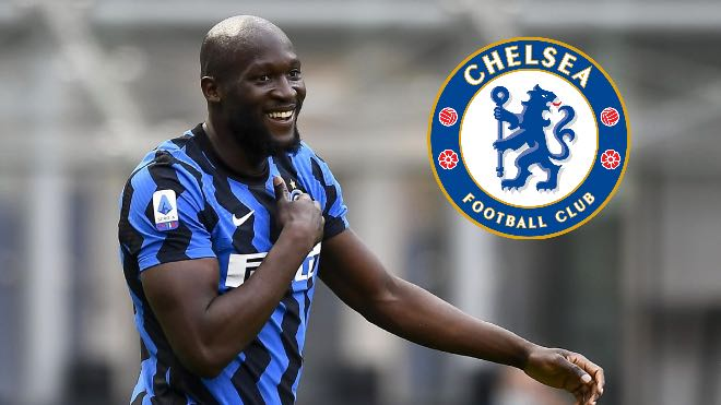Romelu Lukaku is inching closer to a move to Chelsea