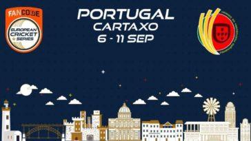 ECS T10 Cartaxo 2021 Points Table: ECS Portugal, Cartaxo 2021 Standings