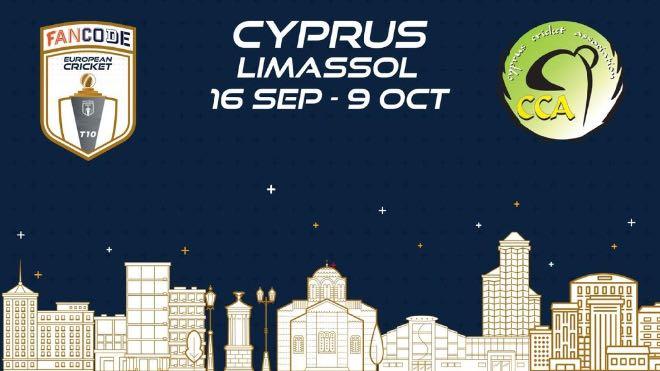 European Cricket Cyprus T10 2021 Points Table: ECS T10 Cyprus 2021 Team Standings