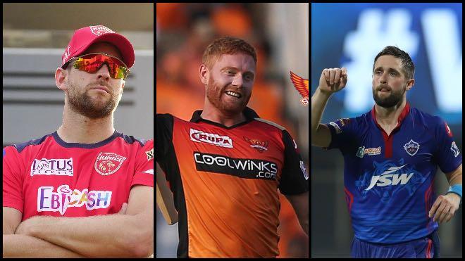 IPL 2021: Jonny Bairstow, Chris Woakes and Dawid Malan pulls out of UAE Leg