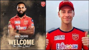 IPL 2021: Punjab Kings rope in Adil Rashid as injured Jhye Richardson replacement