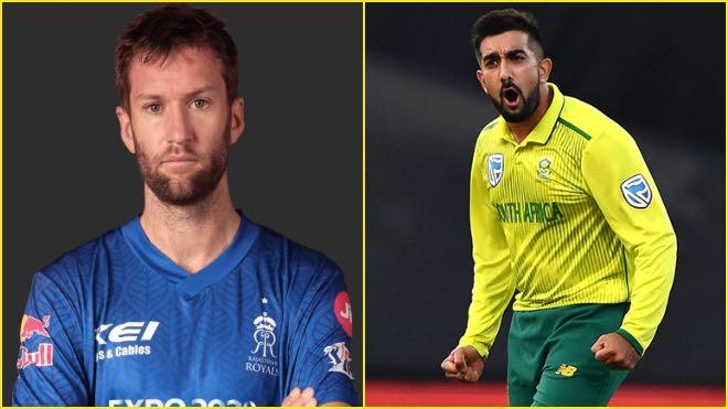 IPL 2021: Rajasthan Royals sign Tabraiz Shamsi as Andrew Tye replacement