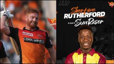 IPL 2021: Sunrisers Hyderabad sign Sherfane Rutherford as Jonny Bairstow replacement