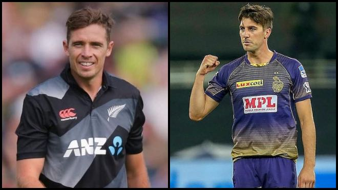 IPL 2021: Tim Southee replaces Pat Cummins in the Kolkata Knight Riders squad for the UAE leg