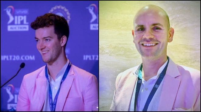 IPL: Jake Lush McCrum appointed as Rajasthan Royals; Mike Fordham as Royals Sports Group CEO