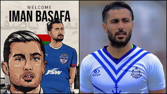 ISL 2021-22: Bengaluru FC sign Iranian midfielder Iman Basafa