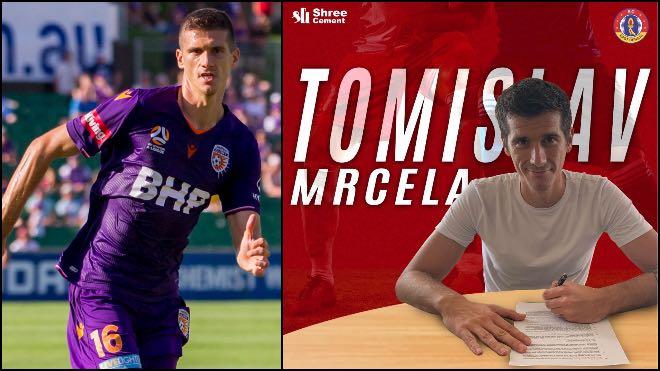 ISL 2021-22: SC East Bengal sign A-League defender Tomislav Mrcela