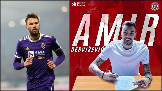 ISL 2021-22: SC East Bengal sign star Slovenian Midfielder Amir Dervišević