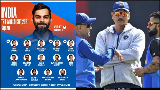 India announces squad for ICC T20 World Cup 2021: Ashwin returns; MS Dhoni roped in as mentor