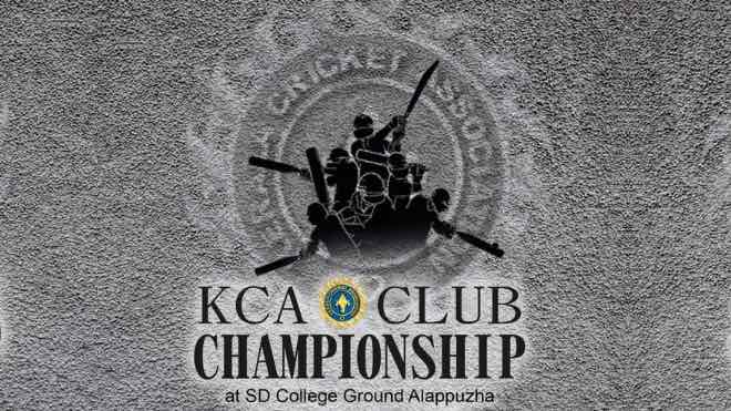 KCA Club Championship 2021 Points Table: Kerala Club Championship 2021 Team Standings