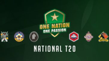 National T20 Cup 2021 Points Table and Team Standings