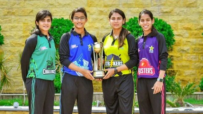 Pakistan Women's One Day Cup 2021 Points Table and Team Standings
