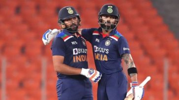 Virat Kohli to step down as India's T20I captain after T20 World Cup 2021